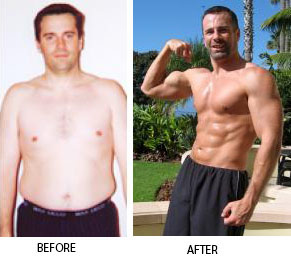 Doug Fitzgerald Before and After